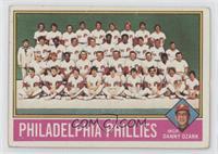 Philadelphia Phillies Team, Danny Ozark [Poor]