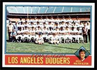 Los Angeles Dodgers Team, Walt Alston [NMMT]