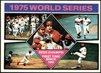 1975 World Series Reds Champs! [NM]