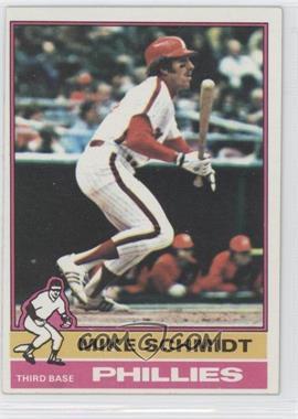 1976 Topps - [Base] #480 - Mike Schmidt