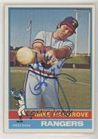 Mike Hargrove [SGC Authentic COA Sticker]