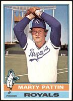 Marty Pattin [NM MT]