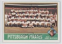 Pittsburgh Pirates Team, Danny Murtaugh