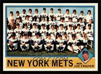 New York Mets Team, Joe Frazier [NMMT]