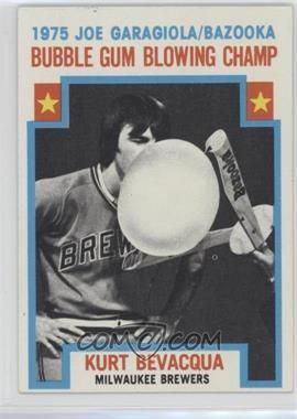 1976 Topps - [Base] #564 - Kurt Bevacqua
