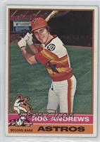 Rob Andrews [Good to VG‑EX]