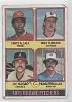 Mike Flanagan, Pablo Torrealba, Santo Alcala, Joe Pactwa [Poor]