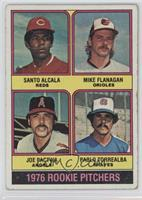 Mike Flanagan, Pablo Torrealba, Santo Alcala, Joe Pactwa [Poor]