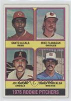 Mike Flanagan, Pablo Torrealba, Santo Alcala, Joe Pactwa [GoodtoVG&…