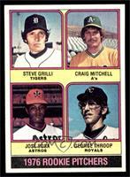 Steve Grilli, Craig Mitchell, Jose Sosa, George Throop [NM]