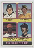 Steve Grilli, Craig Mitchell, Jose Sosa, George Throop [PoortoFair]