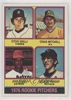 Steve Grilli, Craig Mitchell, Jose Sosa, George Throop