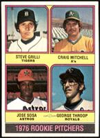 Steve Grilli, Craig Mitchell, Jose Sosa, George Throop [EXMT+]
