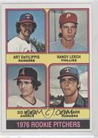 Randy Lerch, Sid Monge, Steve Barr, Art DeFilippis