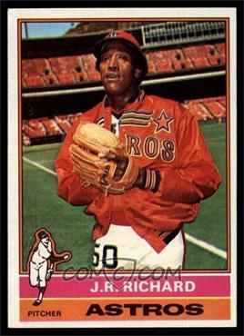 1976 Topps - [Base] #625 - J.R. Richard [NMMT]