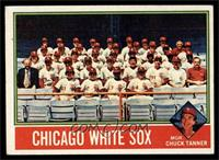 Chicago White Sox Team, Chuck Tanner [EX MT]