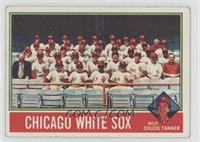 Chicago White Sox Team, Chuck Tanner [Good to VG‑EX]