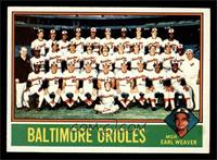 Baltimore Orioles Team, Earl Weaver [FAIR]