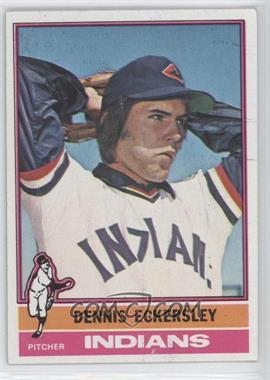 1976 Topps - [Base] #98 - Dennis Eckersley