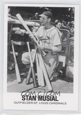 1977-84 TCMA Renata Galasso - [Base] #16 - Stan Musial