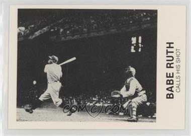 1977 84 Tcma Renata Galasso Base 227 Babe Ruth