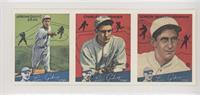 Dizzy Dean, Charlie Gehringer, Mickey Cochrane [Noted]