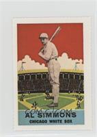 Al Simmons (1933 DeLong)