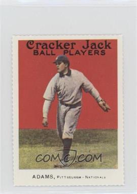 1977 Dover Classic Baseball Cards Reprints - [Base] #BAAD - Babe Adams (Cracker Jack) - Courtesy of COMC.com