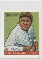 Babe Ruth (1933 Goudey 181)