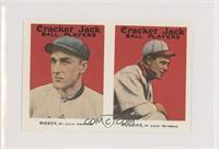 Branch Rickey, Miller Huggins (Cracker Jack)