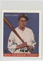 Joe Cronin (1933 Goudey 63)
