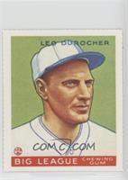 Leo Durocher (1933 Goudey)