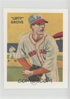 Lefty Grove (National Chicle Diamond Stars) [Good to VG‑EX]