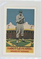 Frank J. (Lefty) O'Doul (1933 DeLong)