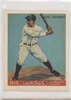 Lou Gehrig (1933 Goudey 92)