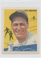 Lou Gehrig (1934 Goudey 37)