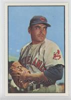 Mike Garcia (1953 Bowman Color)