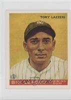 Tony Lazzeri (1933 Goudey) [Altered]