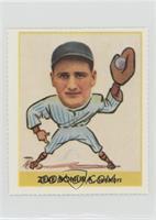 Zeke Bonura (1938 Goudey)