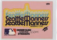 Seattle Mariners (Pink Background)
