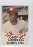 Joe Morgan [Authentic]