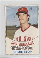 Rick Burleson [NonePoortoFair]