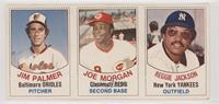 Jim Palmer, Joe Morgan, Reggie Jackson [PoortoFair]