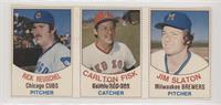 Rick Reuschel, Carlton Fisk, Jim Slaton [PoortoFair]