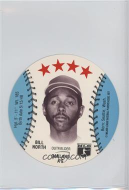 1977 MSA Discs - [Base] - Detroit Caesars Slo-Pitch #BINO - Billy North