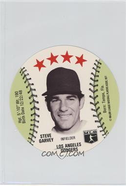 1977 MSA Discs - [Base] - Detroit Caesars Slo-Pitch #STGA - Steve Garvey