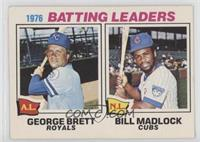 George Brett, Bill Madlock [Good to VG‑EX]