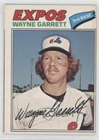 Wayne Garrett [Noted]