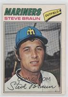 Steve Braun [Good to VG‑EX]