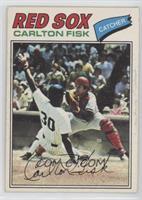 Carlton Fisk [GoodtoVG‑EX]